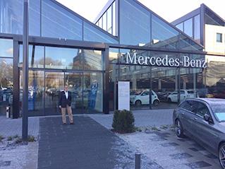 mercedes niederlassung mannheim